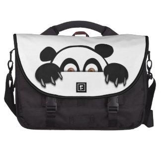 Sac d'ordinateur portable de panda sacoches pour ordinateurs portables