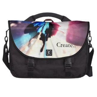 Sac d'ordinateur portable de transformation sacoche pour ordinateurs portables