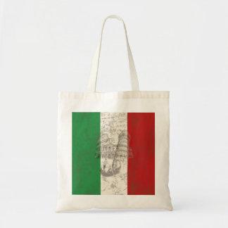 Sac Drapeau et symboles de l'Italie ID157
