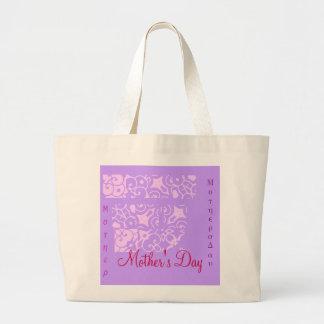 Sac du nom I de concepteur du jour de mère