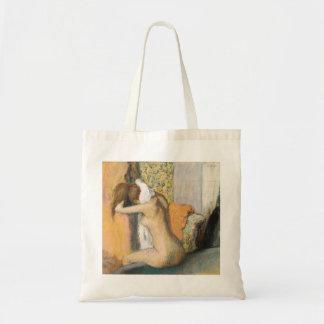 Sac Edgar Degas | après Bath, cou de séchage de femme