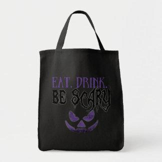 Sac effrayant d'Eat.Drink.Be Fourre-tout (des