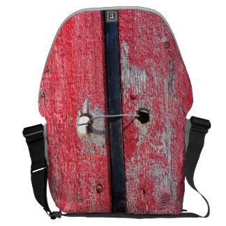 Sac en bois d'ordinateur portable de messager de sacoches