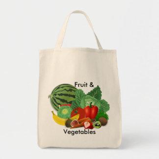 Sac Épicerie de fruits et légumes