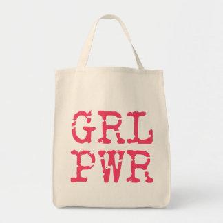 Sac Épicerie Fourre-tout de GRLPWR (girlpower)