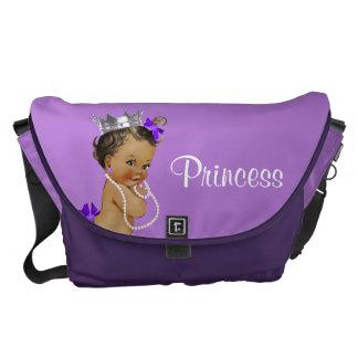 Sac ethnique de princesse Pearls Lavender Baby Sacoches
