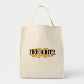 Sac Flammes de sapeur-pompier