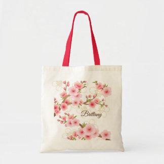 Sac Fleurs de cerisier élégantes