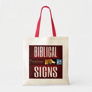 Sac fourre-tout 2018 biblique à logo des signes