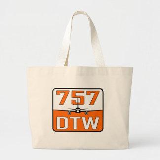 Sac fourre-tout à 757 DTW