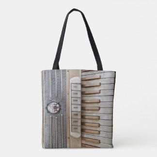 """SAC FOURRE-TOUT à """"accordéon"""""""