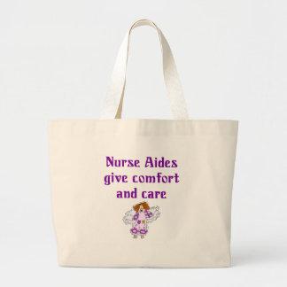 Sac fourre-tout à aide d'infirmière