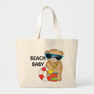 Sac fourre-tout à bébé de plage