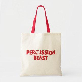 Sac fourre - tout à bête de percussion