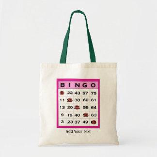 Sac fourre-tout à BINGO-TEST ! par SRF