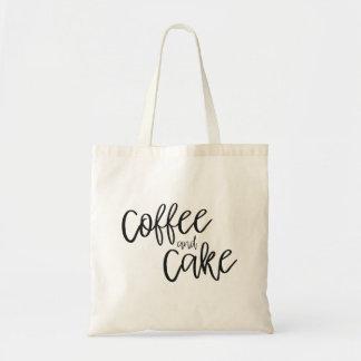Sac fourre-tout à café et à gâteau