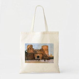 Sac fourre-tout à château de Rome