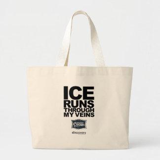 Sac fourre-tout à courses de glace