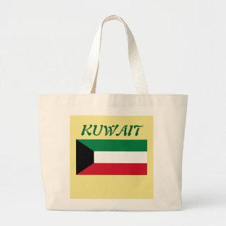 Sac fourre-tout à coutume de drapeau du Kowéit