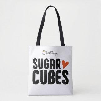 Sac fourre-tout à cube en sucre avec le bébé de