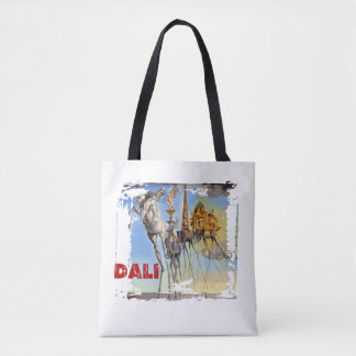 Sac fourre-tout à Dali