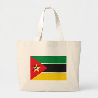 Sac fourre-tout à drapeau de la Mozambique