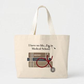Sac fourre-tout à étudiant en médecine
