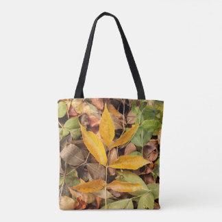 Sac fourre-tout à feuille d'automne