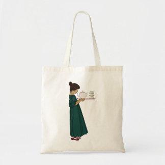 sac fourre - tout à fille de thé des années 1920