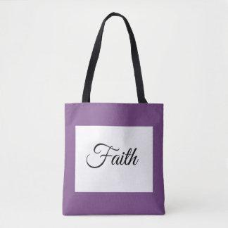 Sac fourre-tout à foi