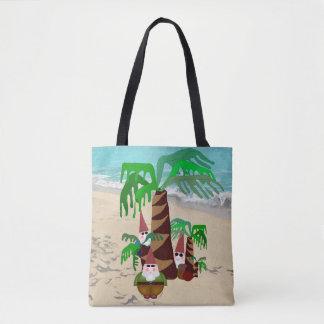 Sac fourre-tout à gnomes de plage