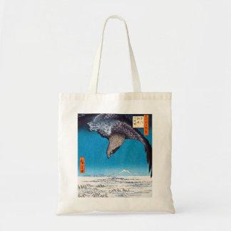 Sac fourre-tout à Hiroshige Eagle