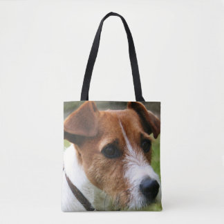 Sac fourre-tout à Jack Russell