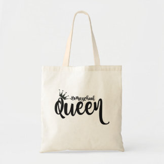 Sac fourre-tout à la Reine de Homeschool