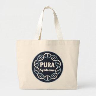 Sac fourre-tout à logo de PURA