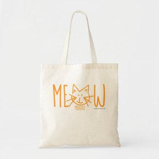 Sac fourre-tout à lundi de Meow