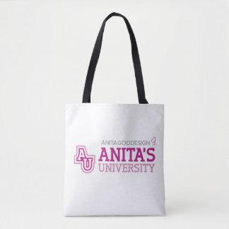 Sac fourre-tout à l'université d'Anita