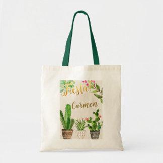 Sac fourre-tout à Mexicain de cactus de fiesta