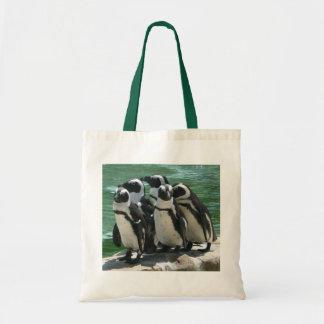 Sac fourre-tout à pingouins