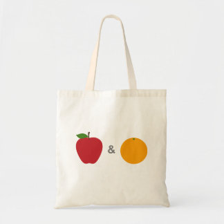 Sac fourre-tout à pommes et à oranges