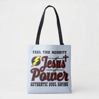 Sac fourre-tout à puissance de Jésus