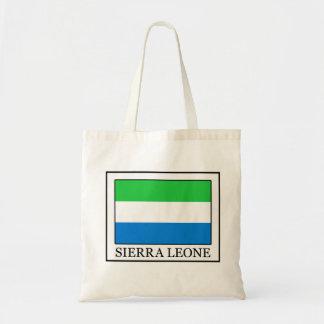 Sac fourre-tout à Sierra Leone