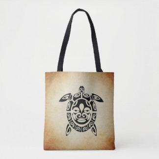 Sac fourre-tout à tortue de mer de Brown