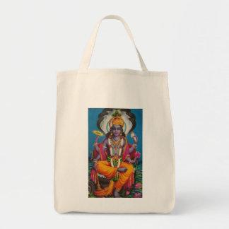 Sac fourre-tout à Vishnu -- serein beau