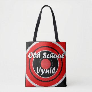 Sac fourre-tout à Vynil de vieille école