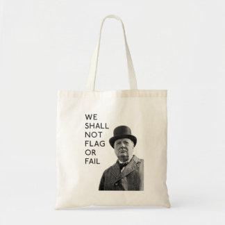 Sac fourre-tout à Winston Churchill