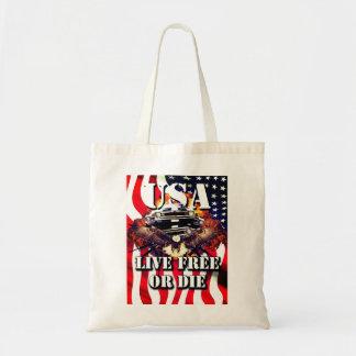 Sac fourre-tout américain patriotique