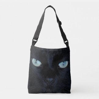 Sac fourre-tout (ao) - visage de chat