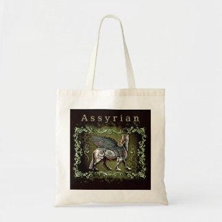 Sac fourre-tout assyrien à lamassu