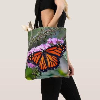 Sac fourre-tout au papillon de monarque 5100